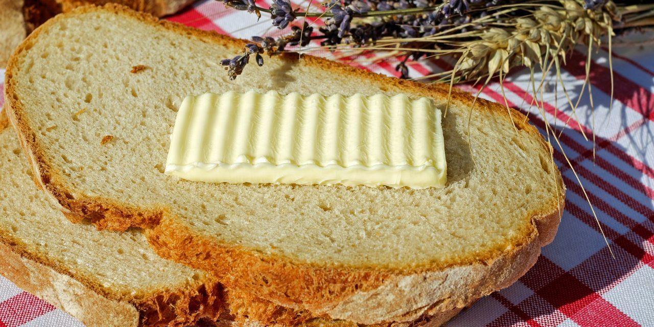 Mais manteiga, por favor!